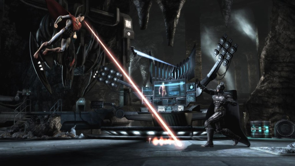 (Source EA) Injustice Video Game