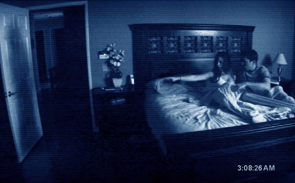 (paranormal activity)