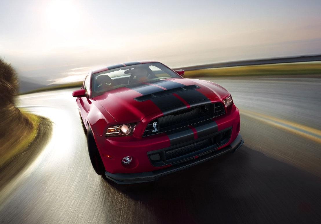 The Shelby GT500 is coming in 2018