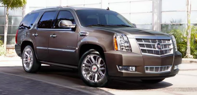 Unveiled general motors big plans for iconic cadillac for General motors suv models