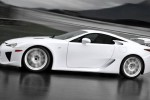 Lexus Hints an LFA Supercar Successor May Be in the Cards
