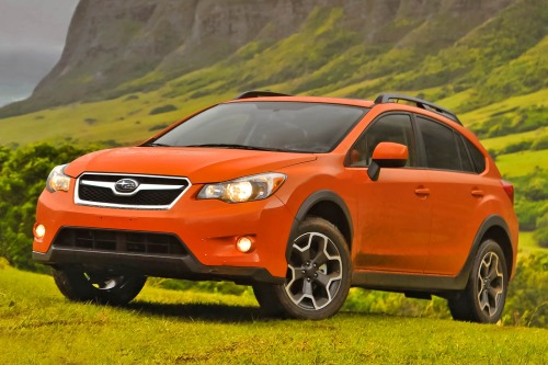 Subaru Cross Sport Design Concept Shown at 2013 Tokyo Auto Show ...