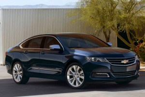 The 2014 Chevy Impala: A Game-Changer for GM?