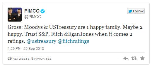 Bill Gross Tweet