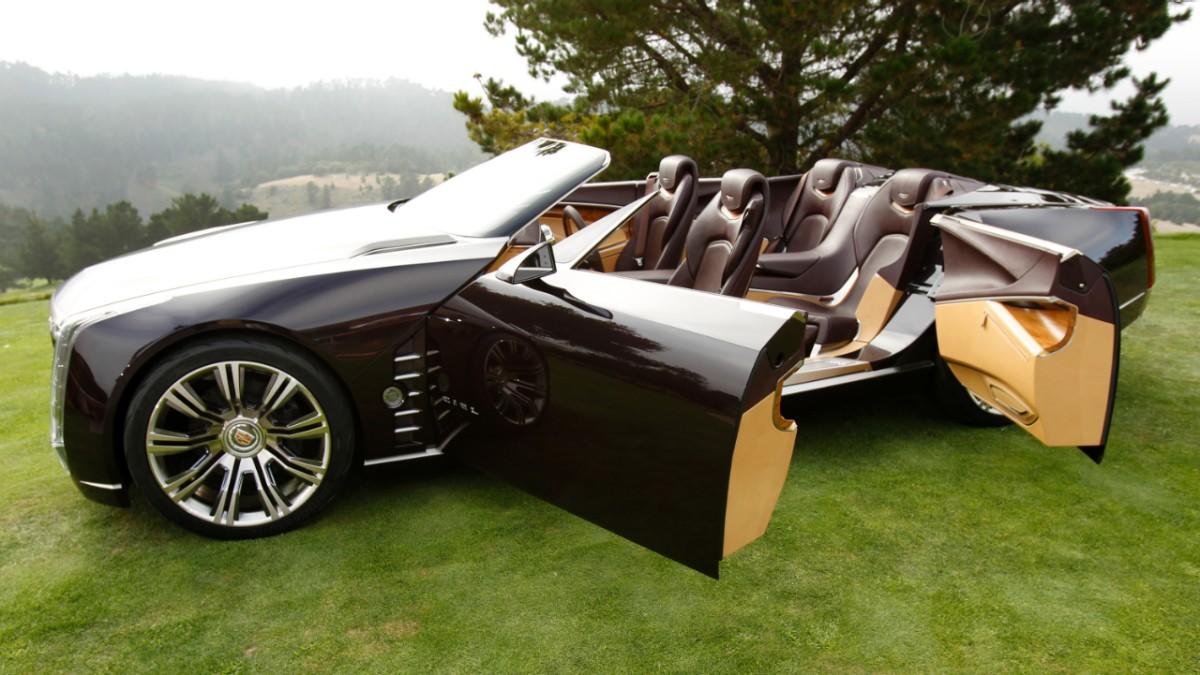 Cadillac Ciel Price >> 4 Impossible Concept Cars and 4 Real-World Alternatives