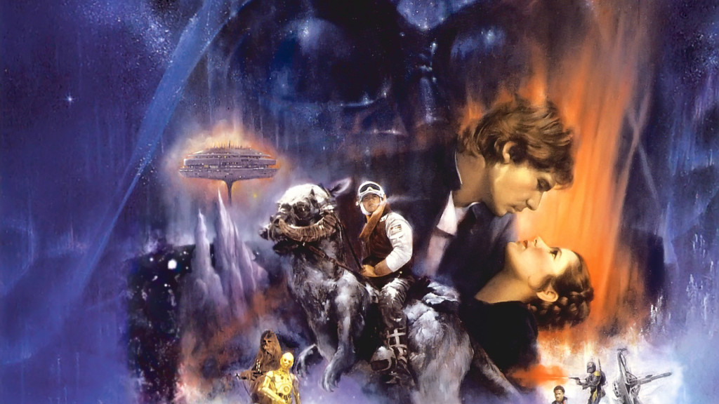 Empire Strikes Back Star Wars