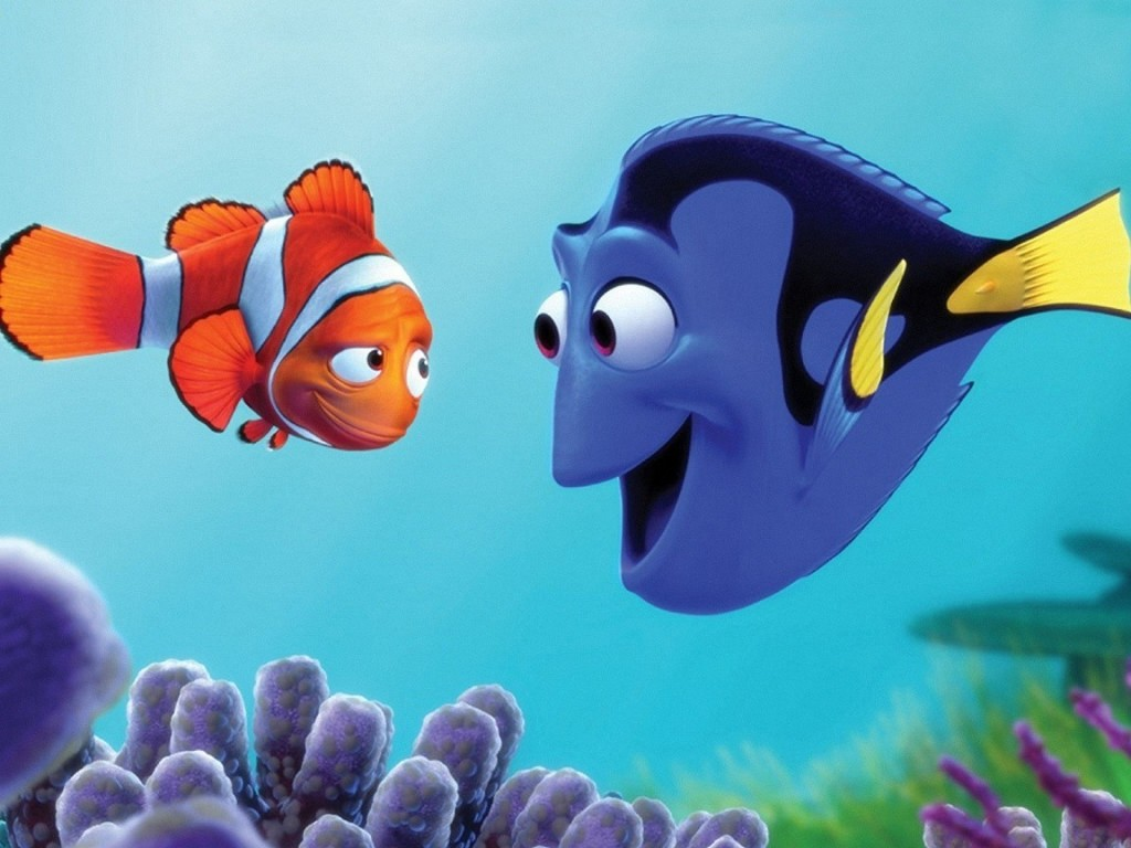 Finding Nemo Finding Dory