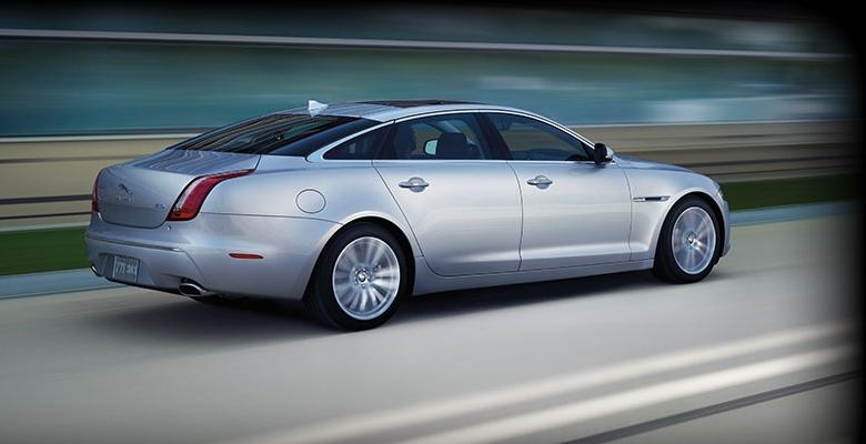 Jaguar XJL Portfolio