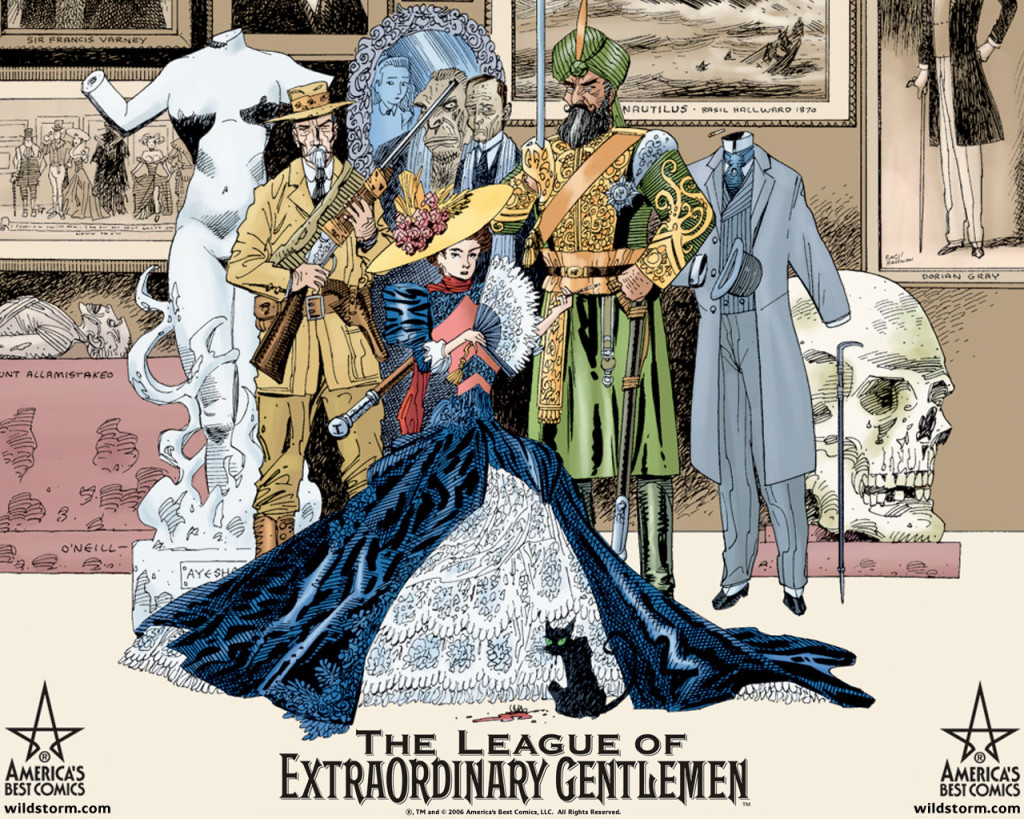 League of Extraordinary Gentleman