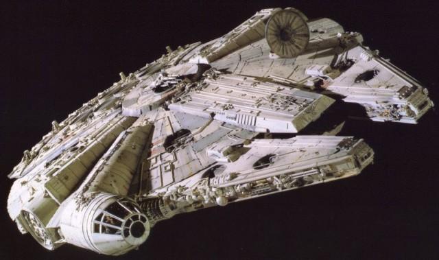 Millenium Falcon Star Wars