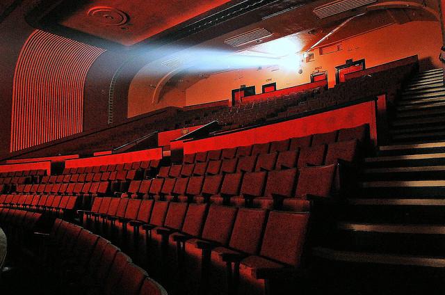 Old Movie Theater
