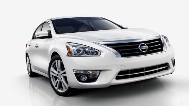 Nissan Altima 3.5 SL