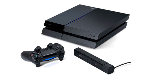 PlayStation 4 Hardware