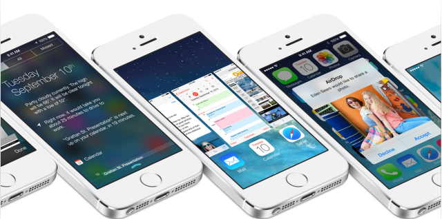 Chitika: Apple Users Quick to Adopt iOS 7.1 Update