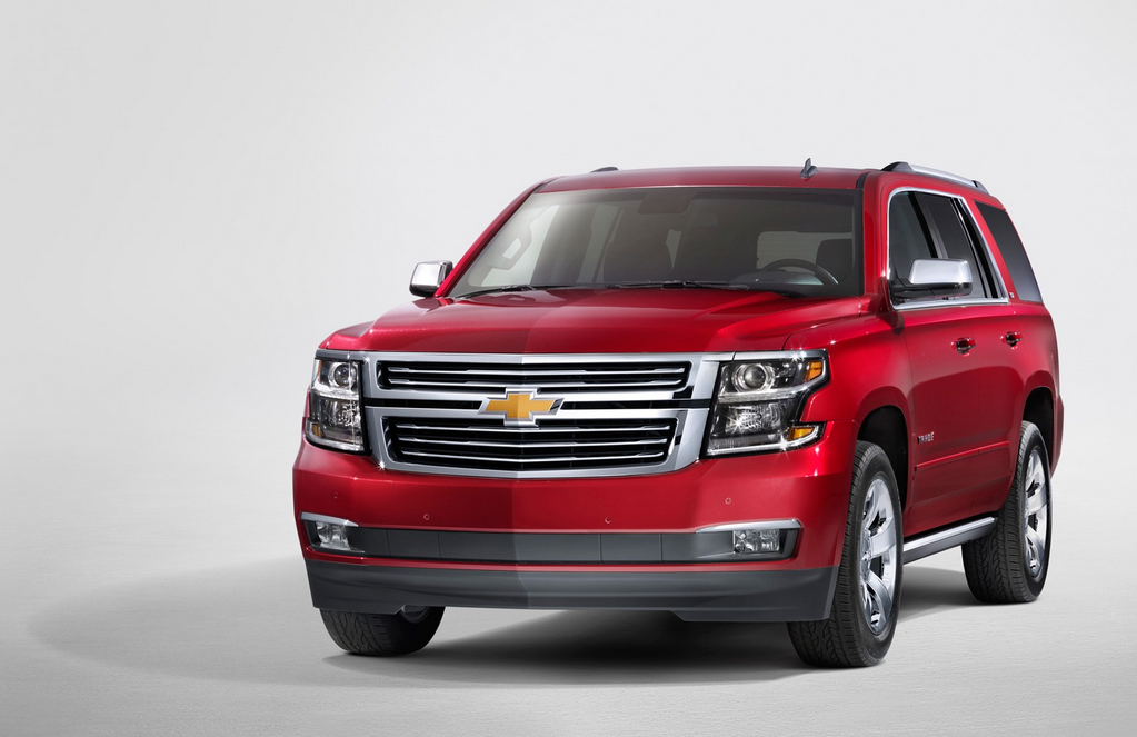 GM 2015 Chevrolet Tahoe