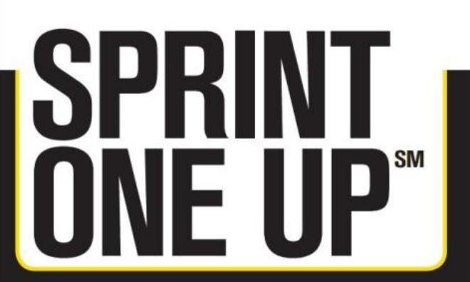 Sprint One Up Logo