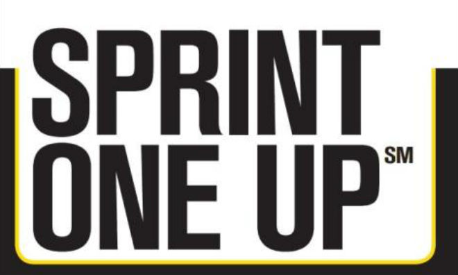 Sprint One Up Logo