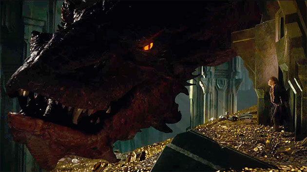 The Hobbit Smaug