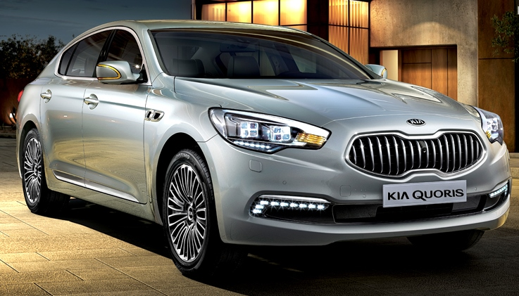 Kia Is Out to Disrupt With This New Luxury Sedan