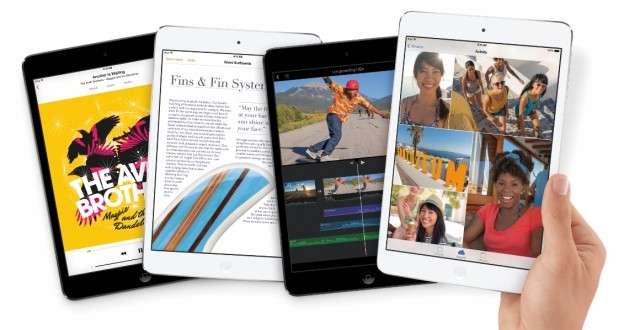 Online Apple Store Shipping Times Guarantee a Retina iPad Mini Christmas