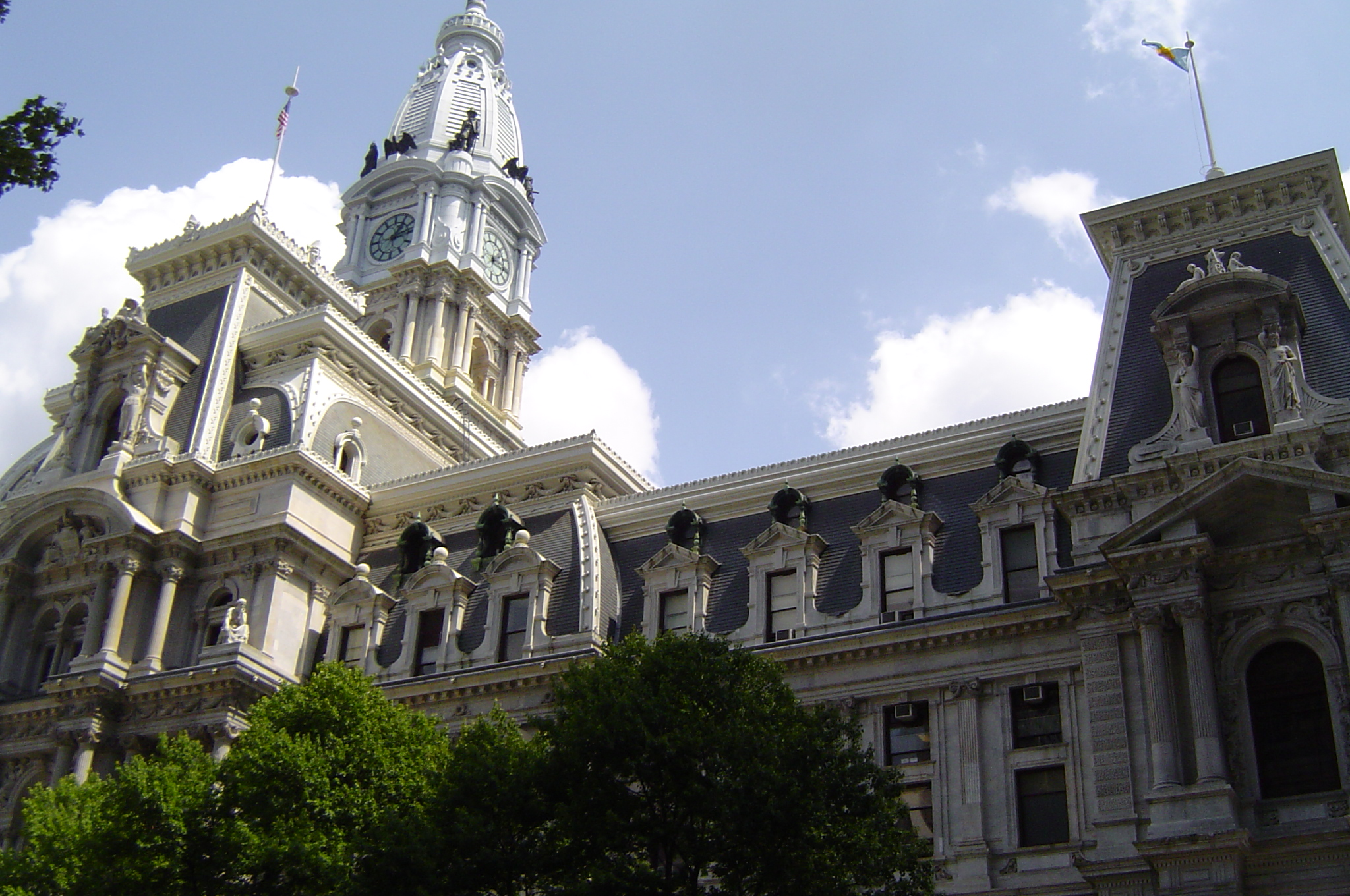 Downtown Philadelphia, Pennsylvania