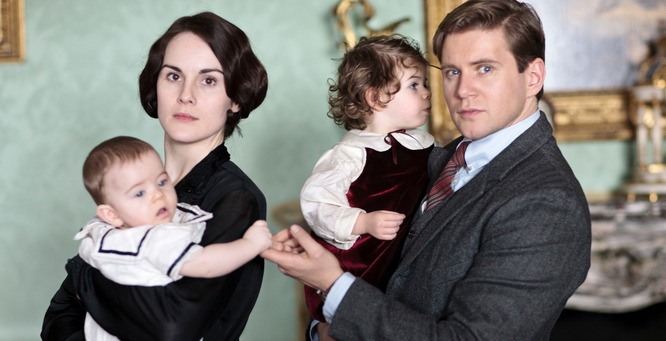 Downton Abbey Season 4
