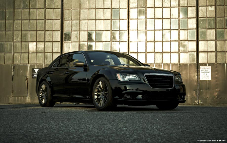 John Varvatos Chrysler 300