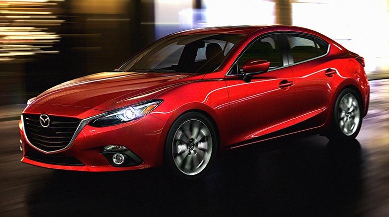 Mazda3 profile