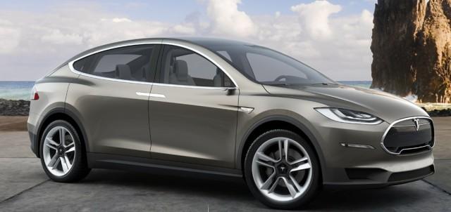 Model X Front