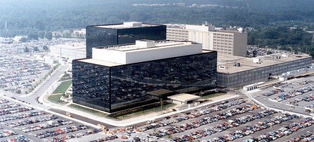 Have you ever seen a more ominous building? Source: National Security Agency.