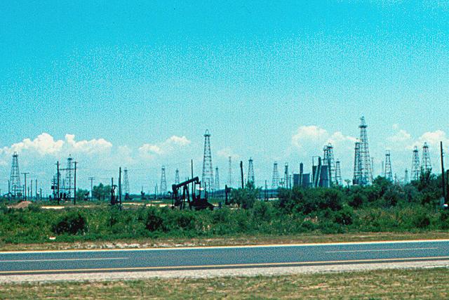 Oil refineries