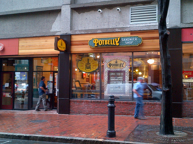 Potbelly Store
