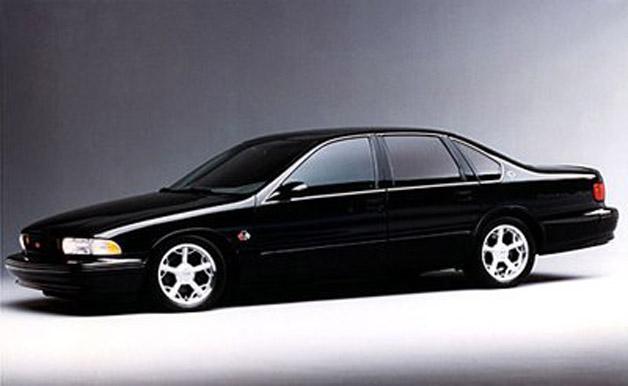 Tim Allen Impala