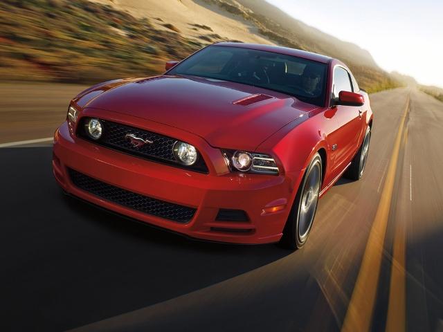 2014 Mustang