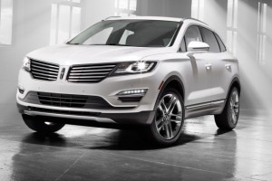 Lincoln Slaps a Price Sticker on the MKC