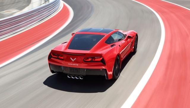 2014 Corvette Stingray