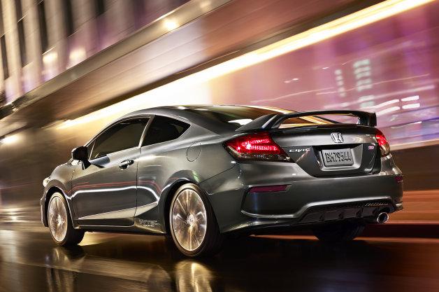 2014_Honda_Civic_Si_Coupe_SEMA_Preview