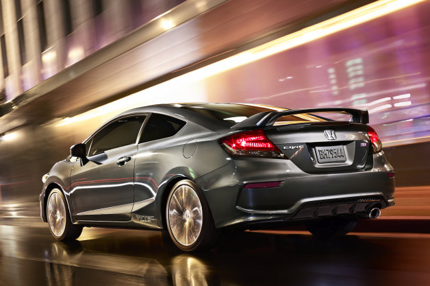 2014_Honda_Civic_Si_Coupe_SEMA_Preview