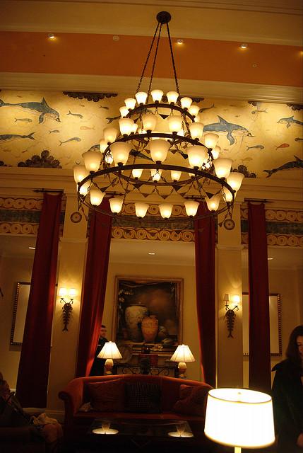 Kimpton Hotel, travel