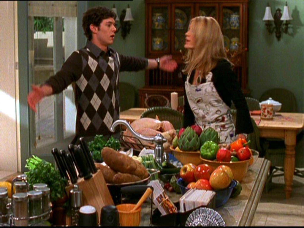 The O.C., Thanksgiving, tv show