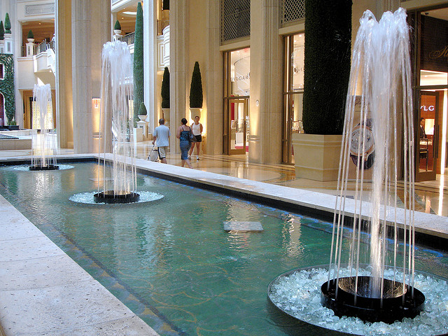 Palazzo Hotel, Las Vegas