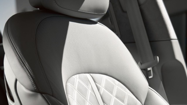 Audi Massaging Seat
