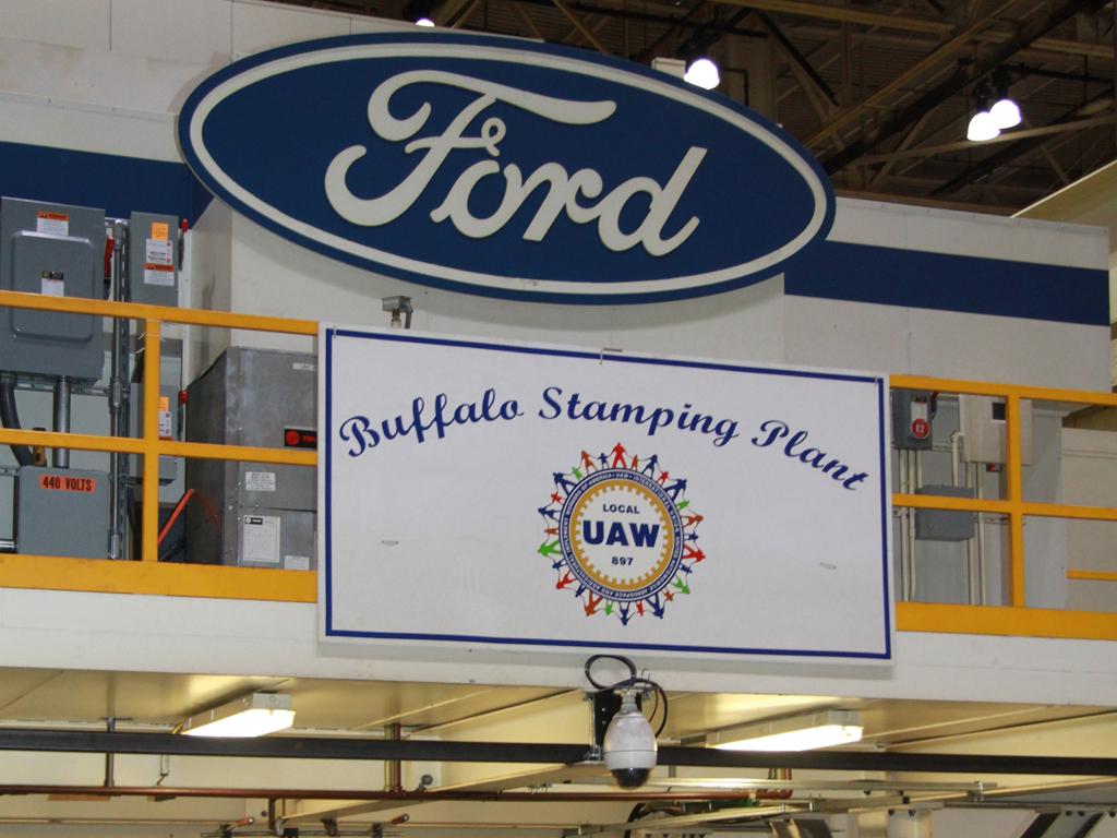 Buffalo Stamping Plant Hero Shot