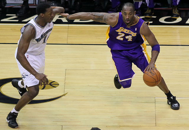 Washington Wizards v/s Los Angeles Lakers December 14, 2010