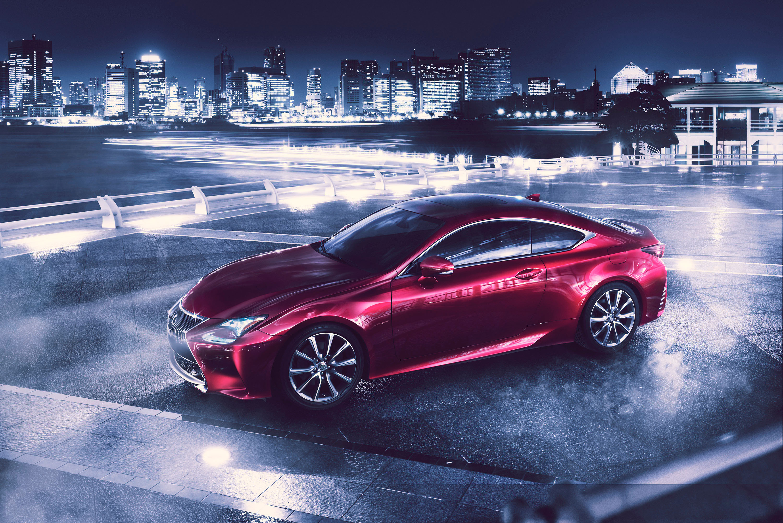 source: Toyota http://pressroom.lexus.com/releases/lexus+tokyo+motor+show+2013+rc+coupe.htm?view_id=30347