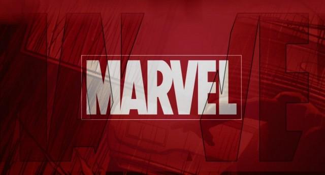 Marvel's red comic book logo