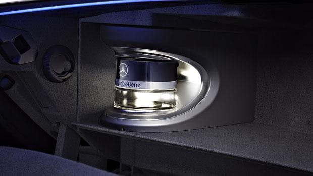 10 exceptionally lavish car options for Mercedes benz car perfume