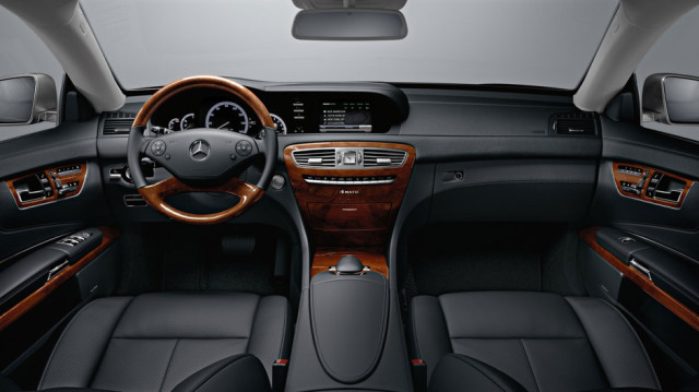 Mercedes Seat Bolsters