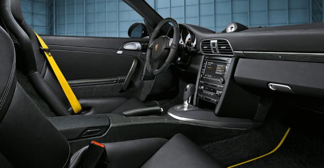 Porsche Interior
