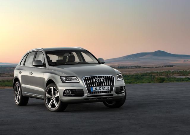 Top Ergebnisse fuer Audi in der ADAC Pannenstatistik 2013